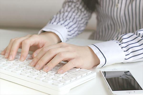 webライティングのスピードを上げるタイピング方法4選!時短したい人必見!